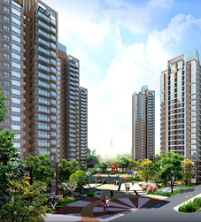 Shandong Electric Heating Project - Weihai Rushan Yintan Ocean Pearl Community