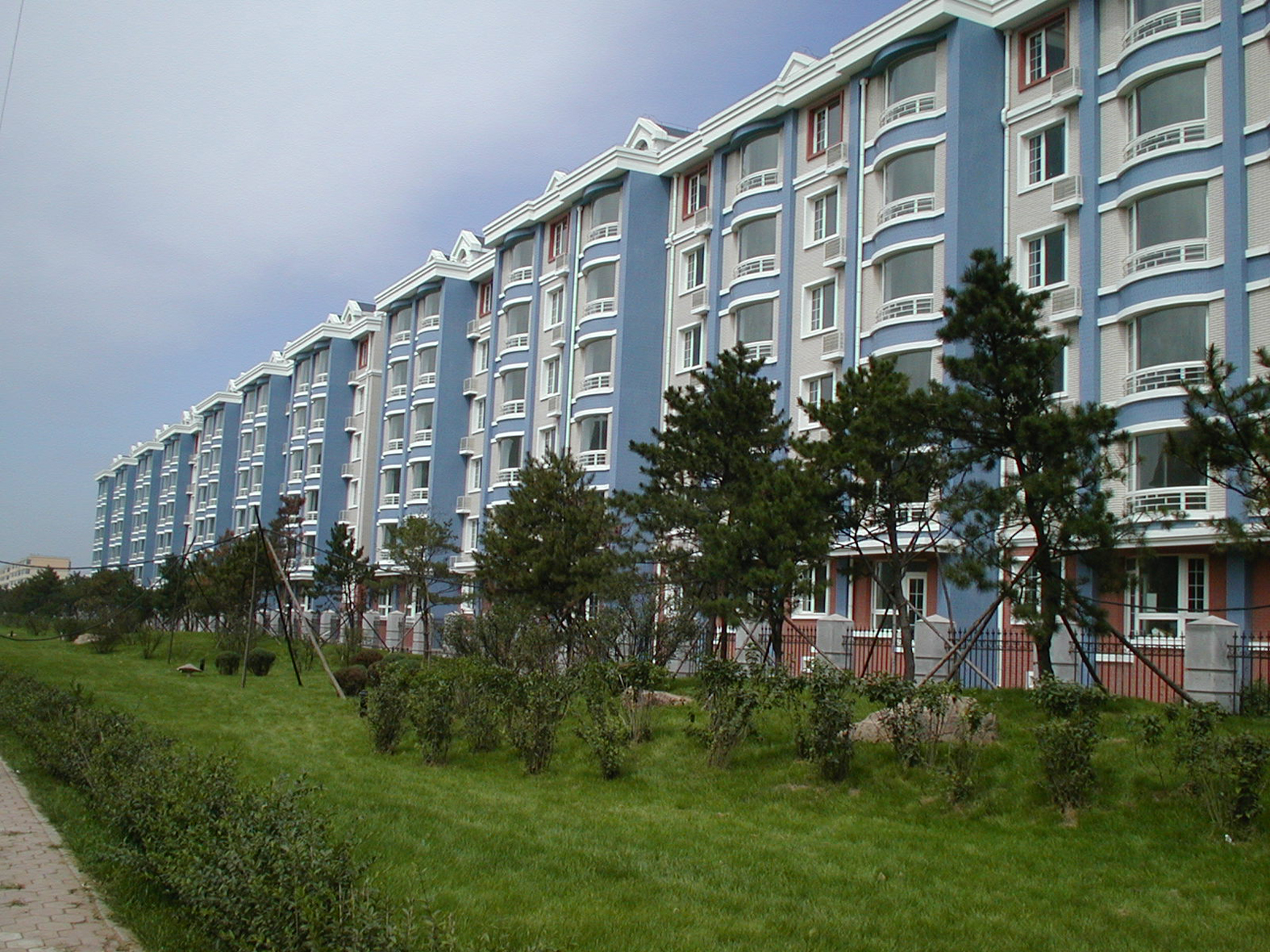 Liaoning Electric Heating Project Case - Shenyang Colorful Garden Community 240,000 square meters